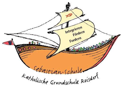 Foto des Schulschiffs der Sebastian-Schule